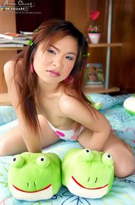 Tiny Asian Teen Topless